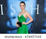 maisie williams at the hbo's ... | Shutterstock . vector #676457143