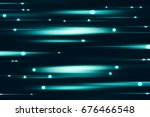 black technology abstract... | Shutterstock . vector #676466548