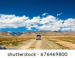 amazing mountains | Shutterstock . vector #676469800