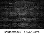 old brick wall. grunge... | Shutterstock . vector #676648396