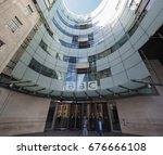 london  uk   circa june 2017 ... | Shutterstock . vector #676666108