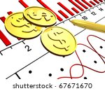 business picture about analysis ... | Shutterstock . vector #67671670