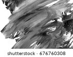 abstract oil texture | Shutterstock . vector #676760308