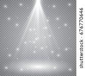 scene illumination  transparent ...   Shutterstock .eps vector #676770646