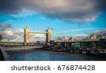 View Of Famous Tower Bridge...