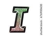sparkling ink stamped grunge... | Shutterstock . vector #676900630