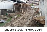 construction area | Shutterstock . vector #676935064