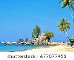 phu quoc island  vietnam   ...   Shutterstock . vector #677077453