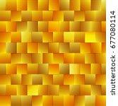 pattern tiled wall background.... | Shutterstock .eps vector #677080114