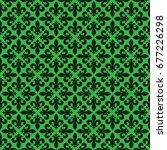 Vector Illustration Green...