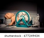 object different models... | Shutterstock . vector #677249434