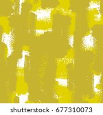 colorful gold  white grunge... | Shutterstock .eps vector #677310073