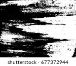grunge texture overlay... | Shutterstock .eps vector #677372944
