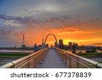 Gateway Arch In St. Louis ...