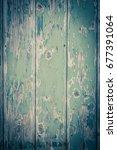 wooden  rustic background | Shutterstock . vector #677391064