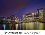 london  england   the...   Shutterstock . vector #677434414
