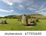 Castlerigg Stone Circle And...