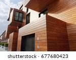 Modern Contemporary Wood Sided ...