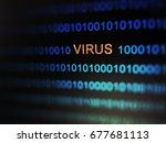 internet security concept for...   Shutterstock . vector #677681113