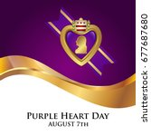 Purple Heart Appreciation Day...