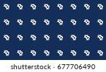 bitcoin diagonal pattern... | Shutterstock . vector #677706490