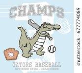 Gators Baseball