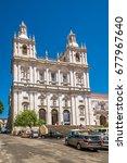 lisbon portugal   may 19 2017   ...   Shutterstock . vector #677967640