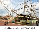 baltimore  maryland  usa   july ... | Shutterstock . vector #677968564