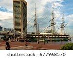 baltimore  maryland  usa   july ...   Shutterstock . vector #677968570