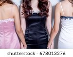 close up picture of many model... | Shutterstock . vector #678013276