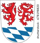 Coat Of Arms Of Passau Is A...