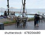 hua hin  thailand   may 28 ...   Shutterstock . vector #678206680