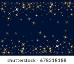 abstract vector background with ... | Shutterstock .eps vector #678218188