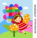 fairy   Shutterstock .eps vector #67828540