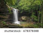 Cucumber Falls  A Beautiful...