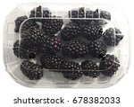 blackberry fruit  in the...   Shutterstock . vector #678382033