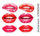 vector illustration of a... | Shutterstock .eps vector #678383698