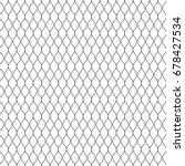 wavy seamless pattern. seamless ... | Shutterstock .eps vector #678427534
