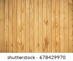 old brown wood texture for... | Shutterstock . vector #678429970