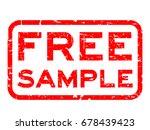 grunge red free sample square...