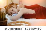 massage and spa  thai massage... | Shutterstock . vector #678469450