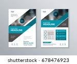 abstract cover and  layout... | Shutterstock .eps vector #678476923