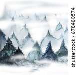 hand drawn stylized grunge...   Shutterstock . vector #678480574