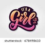 vector illustration of its a... | Shutterstock .eps vector #678498610