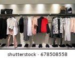 seoul  south korea   circa may  ... | Shutterstock . vector #678508558
