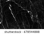 black marble luxury decor... | Shutterstock . vector #678544888
