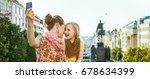 the spirit of old europe in... | Shutterstock . vector #678634399