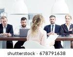 prestigious company hiring... | Shutterstock . vector #678791638