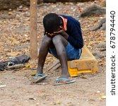 soga  guinea bissau   may 5 ... | Shutterstock . vector #678794440