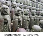 close up of many beautiful... | Shutterstock . vector #678849796